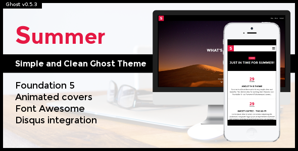 Top Premium and Free Ghost Themes - Manoolia